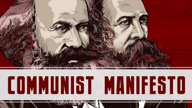 Tuyên ngôn của Đảng Cộng sản