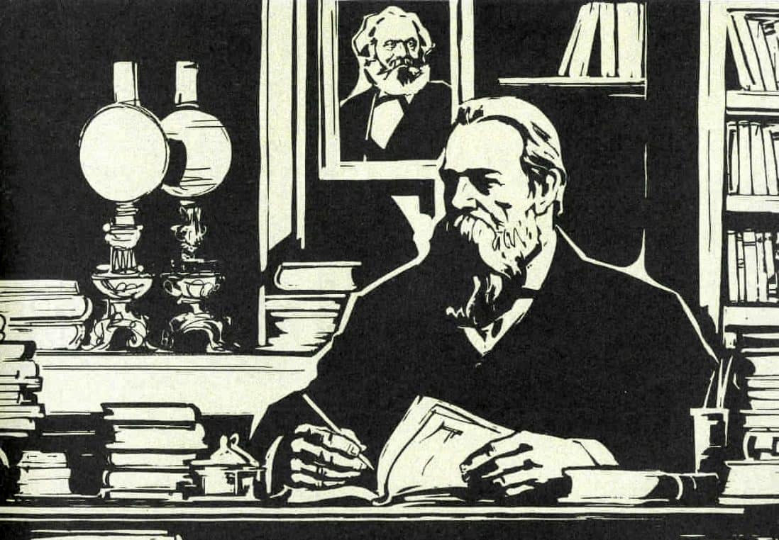 Friedrich Engels: Cuộc đời và những câu nói nổi tiếng