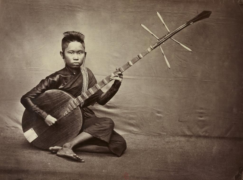 Chùm ảnh: Chân dung các cư dân Đông Dương 140 năm trước