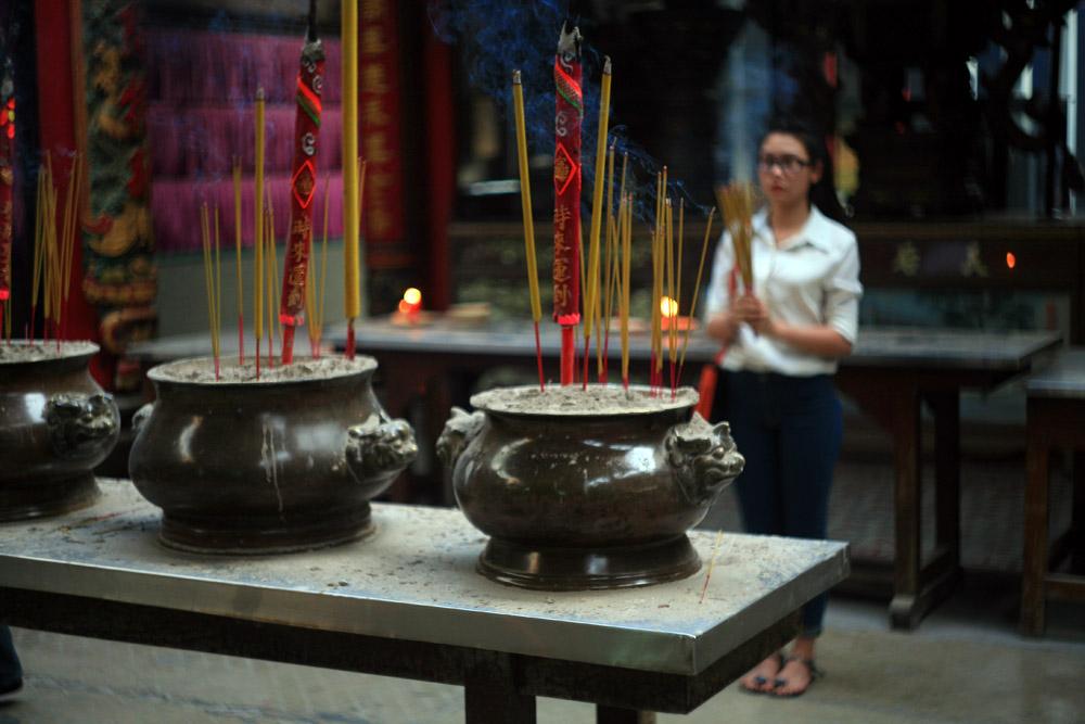 Chùm ảnh: Chùa Bà Thiên Hậu – ngôi chùa đẹp nhất của người Hoa ở Sài Gòn