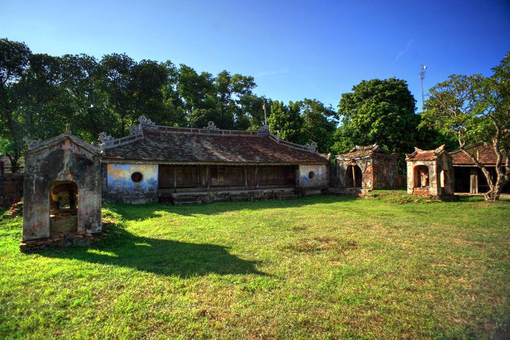 Chùm ảnh: Điện Voi Ré – nơi thờ voi chiến duy nhất của Việt Nam