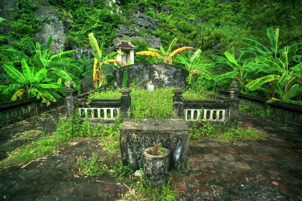 Chùm ảnh: Thăm lăng mộ Vua Lê Đại Hành ở Cố đô Hoa Lư