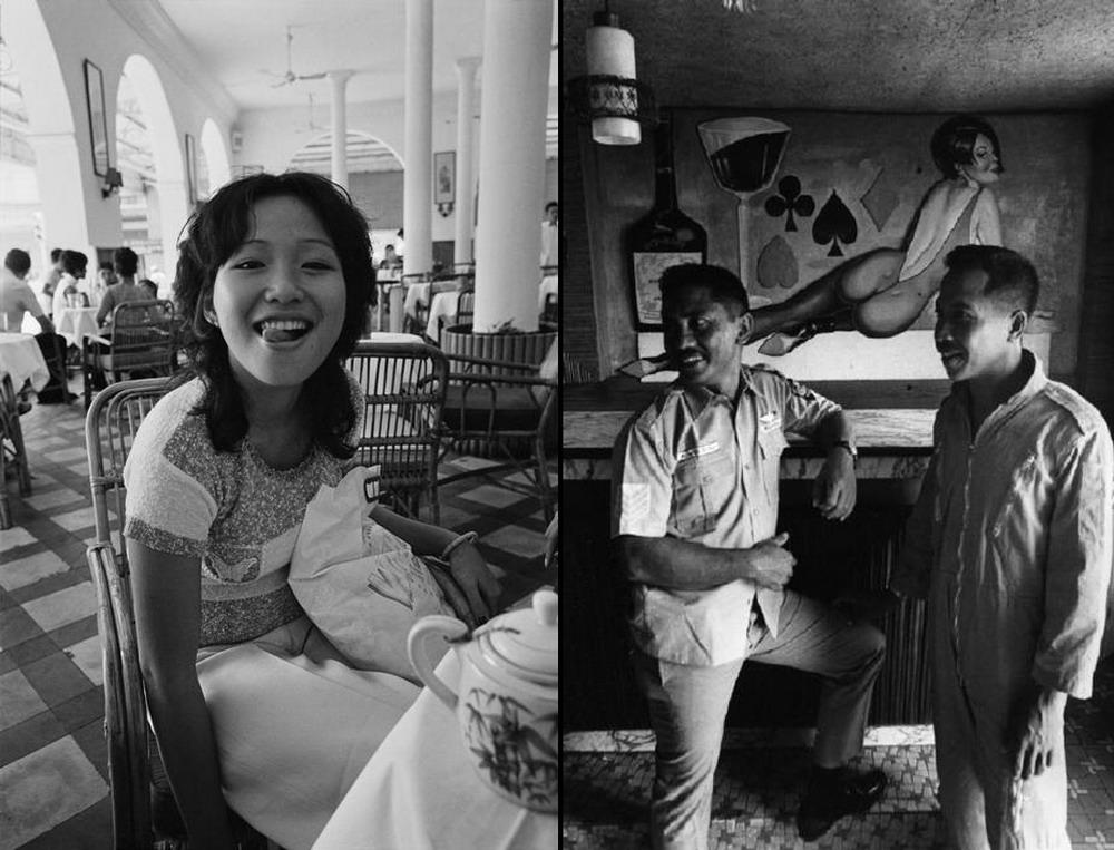Chùm ảnh: Miền Nam Việt Nam trước 1975 qua ống kính René Burri