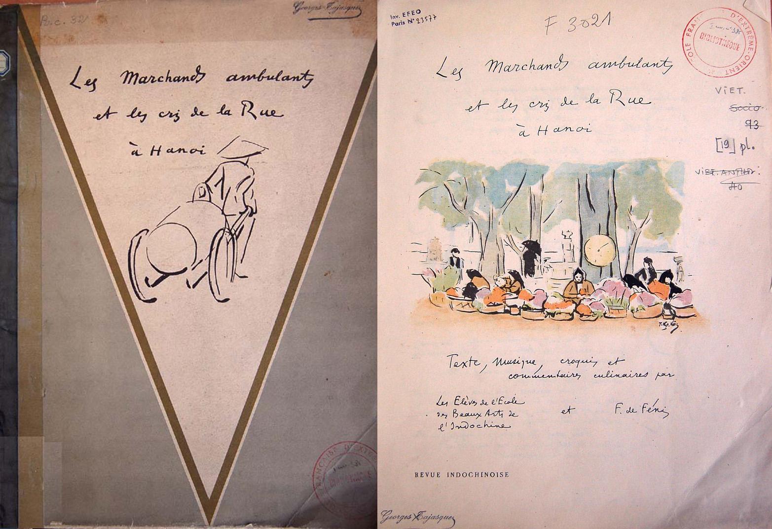 'Giải mã' tiếng rao ở Hà Nội thời thuộc địa qua hình ảnh