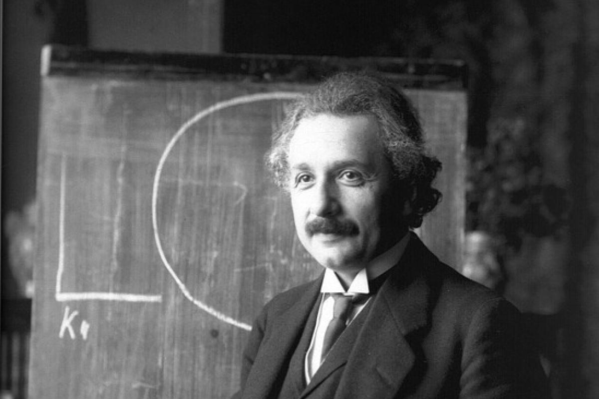 Di ngôn bất hủ về giáo dục của Albert Einstein