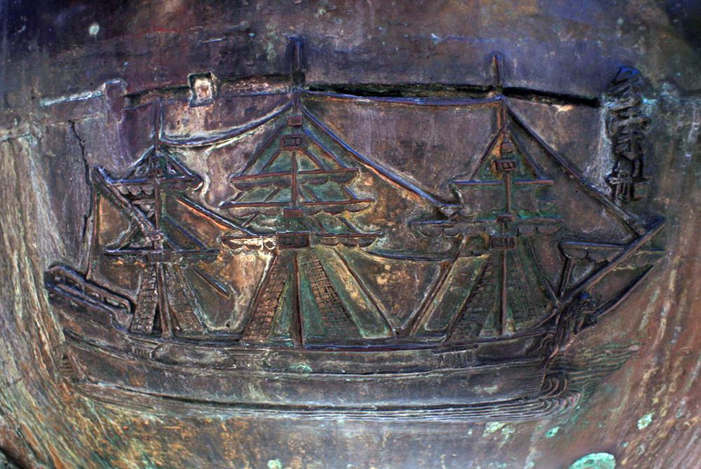 Chuyện chiếc tàu thủy kiểu Tây phương đầu tiên do người Việt chế tạo