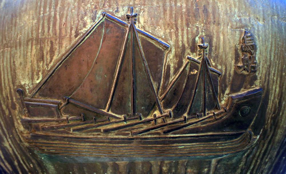 Sức mạnh đáng nể của thủy quân thời chúa Nguyễn