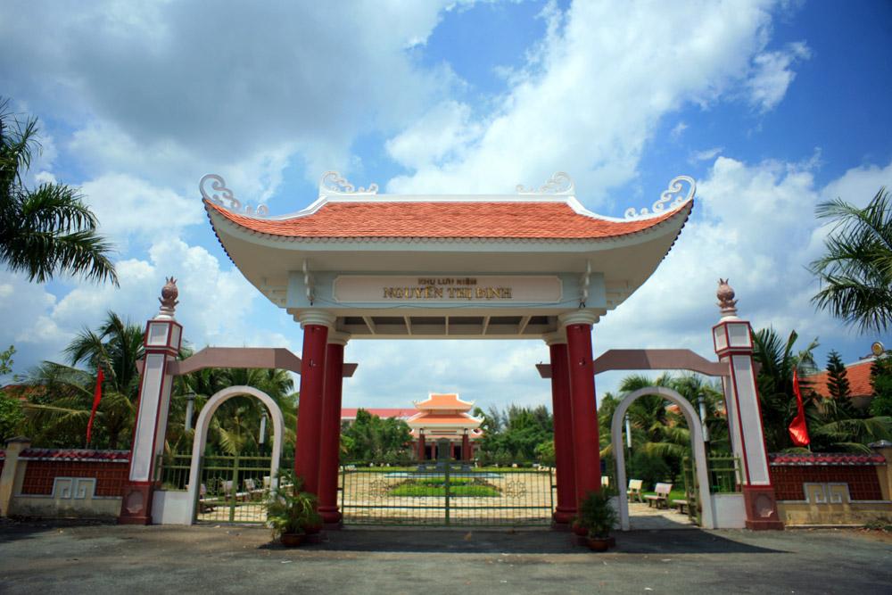 Chùm ảnh: Thăm nơi vinh danh nữ tướng đầu tiên của QĐND Việt Nam