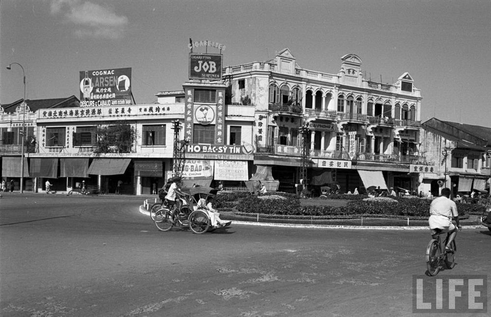 Những hình ảnh quý giá của tạp chí Life về Chợ Lớn năm 1950