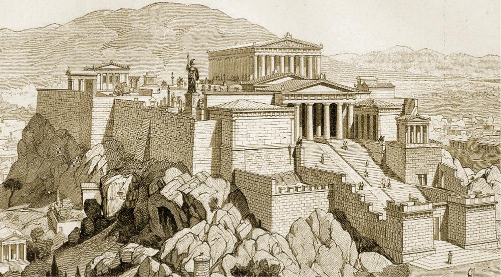 Thằng khờ ở thành Athens