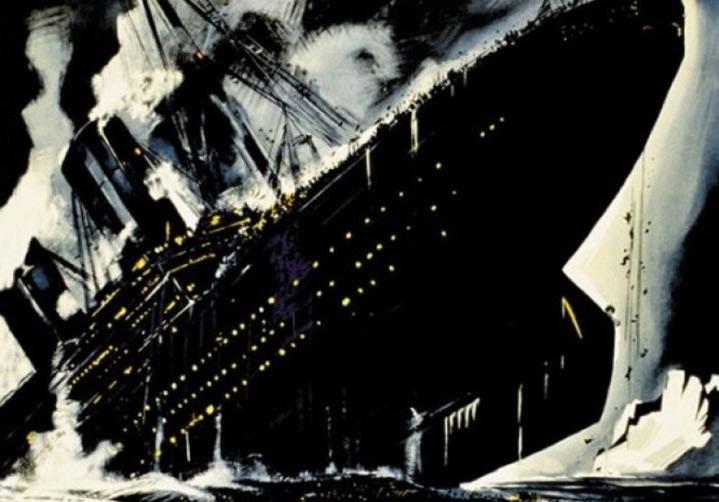 Câu chuyện khôi hài về bộ phim Titanic của Đức Quốc xã