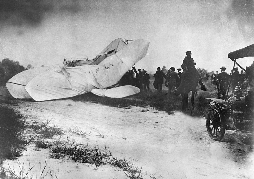 Chùm ảnh: Những chuyến bay lịch sử của anh em nhà Wright
