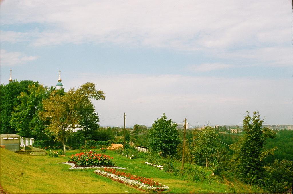 Сад на Ленинских горах