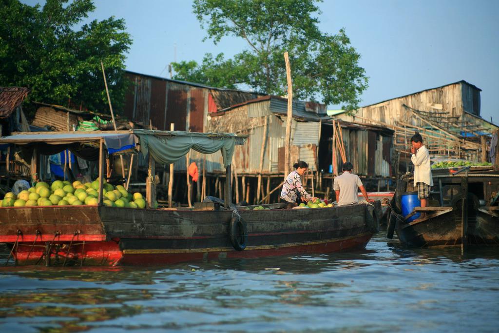Đồng bằng sông Cửu Long trước nguy cơ mất an ninh nguồn nước