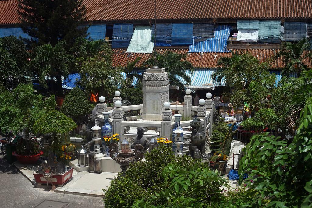 Redsvn Cho Binh Tay 11 - Kiến trúc độc đáo chợ bình tây xưa và nay