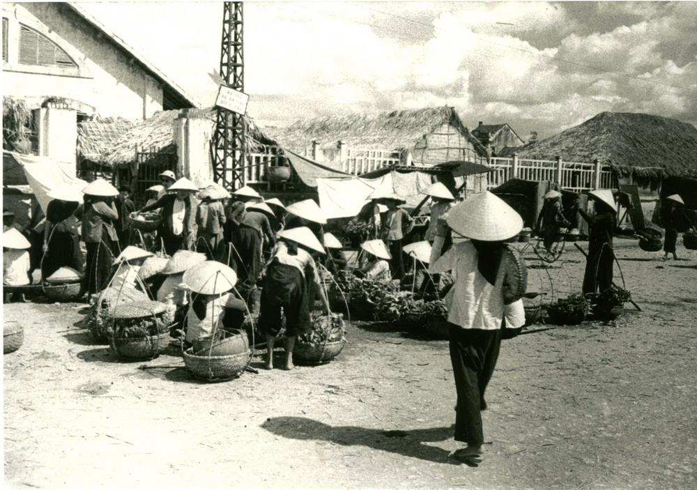 Hà Nội 1951 – 1954 qua ống kính cựu binh Lê dương người Đức