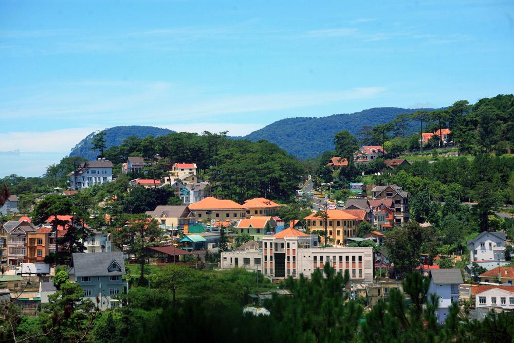Chùm ảnh: Điểm danh 10 thành phố đẹp nhất Việt Nam
