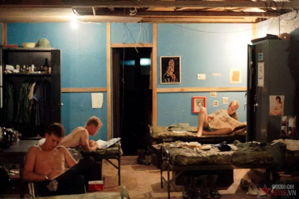 Chùm ảnh: 'Đời thường' của lính Mỹ ở miền Nam Việt Nam 1969