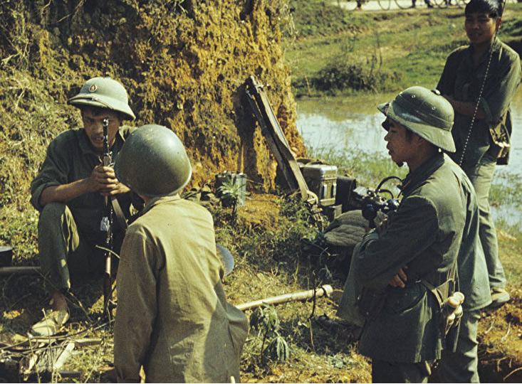 Biên giới phía Bắc đầu tháng 2/1979, những ngày trước khi súng nổ