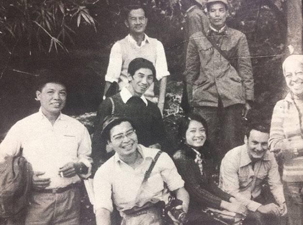 Isao Takano – nhà báo Nhật bản hi sinh trong chiến tranh biên giới 1979