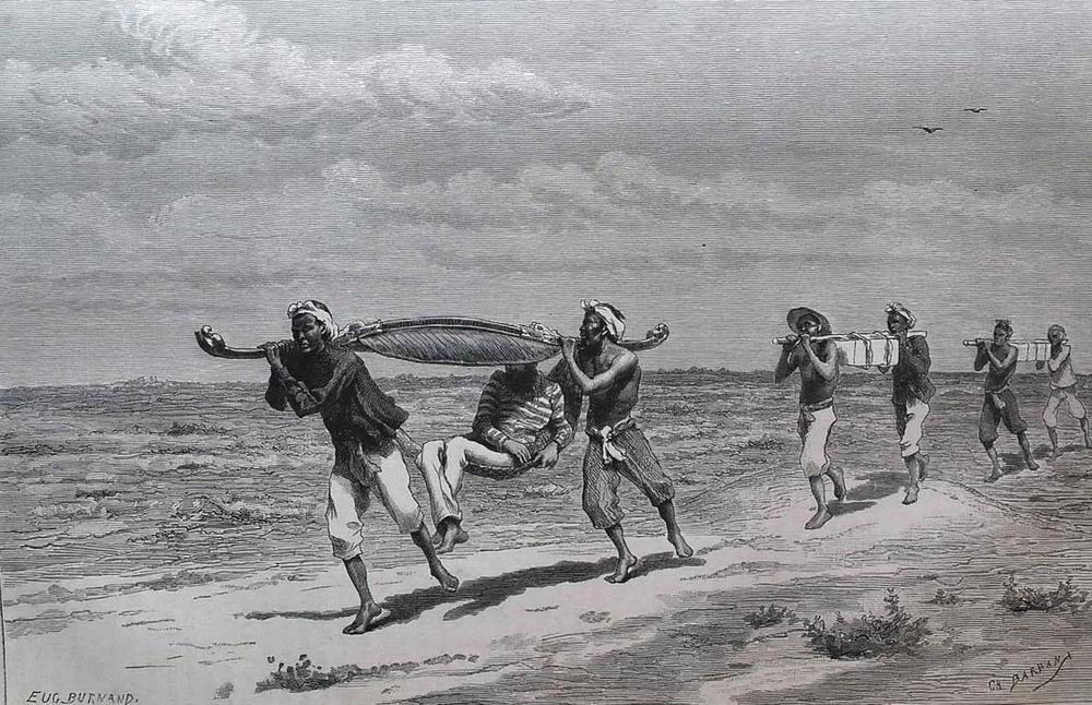 Đông Dương 130 năm trước qua góc nhìn của nhà thám hiểm Pháp