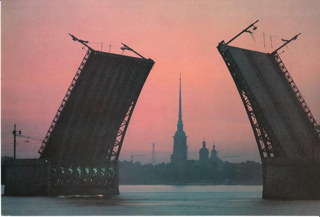 Loạt ảnh tuyệt vời về Leningrad thập niên 1980
