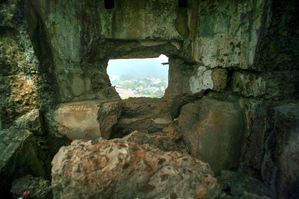 Chùm ảnh: Pháo đài Đồng Đăng – chứng tích cuộc chiến tranh biên giới 1979