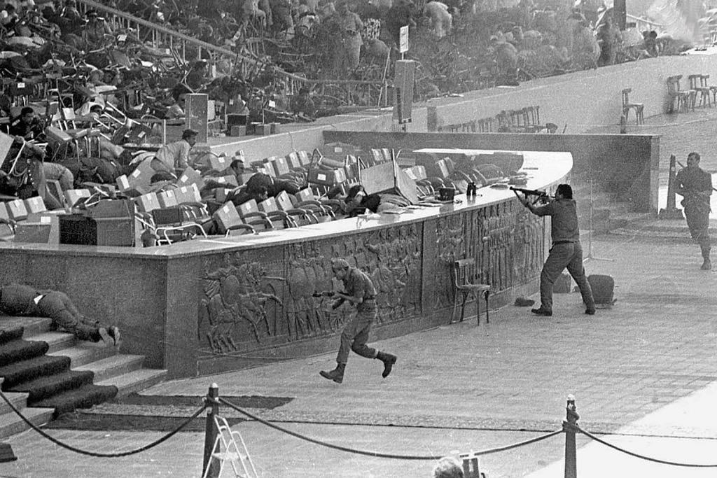 Vụ ám sát Tổng thống Ai Cập Anwar Sadat năm 1981