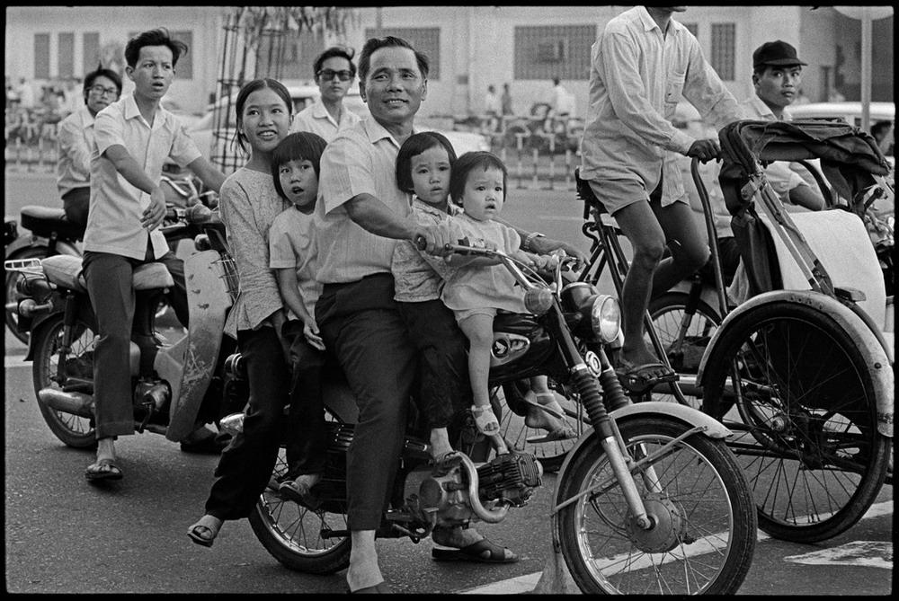 Ảnh 'hiếm có khó tìm' về Sài Gòn năm 1972 của A. Abbas