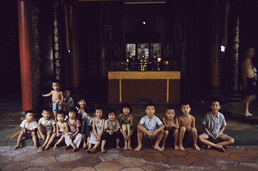 Ảnh hiếm về cuộc sống của người Hoa ở Chợ Lớn năm 1961