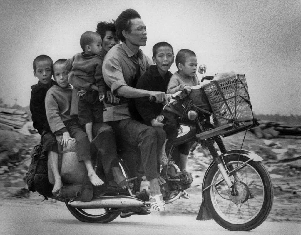 Hình ảnh không thể quên về chiến tranh Việt Nam của Nick Út