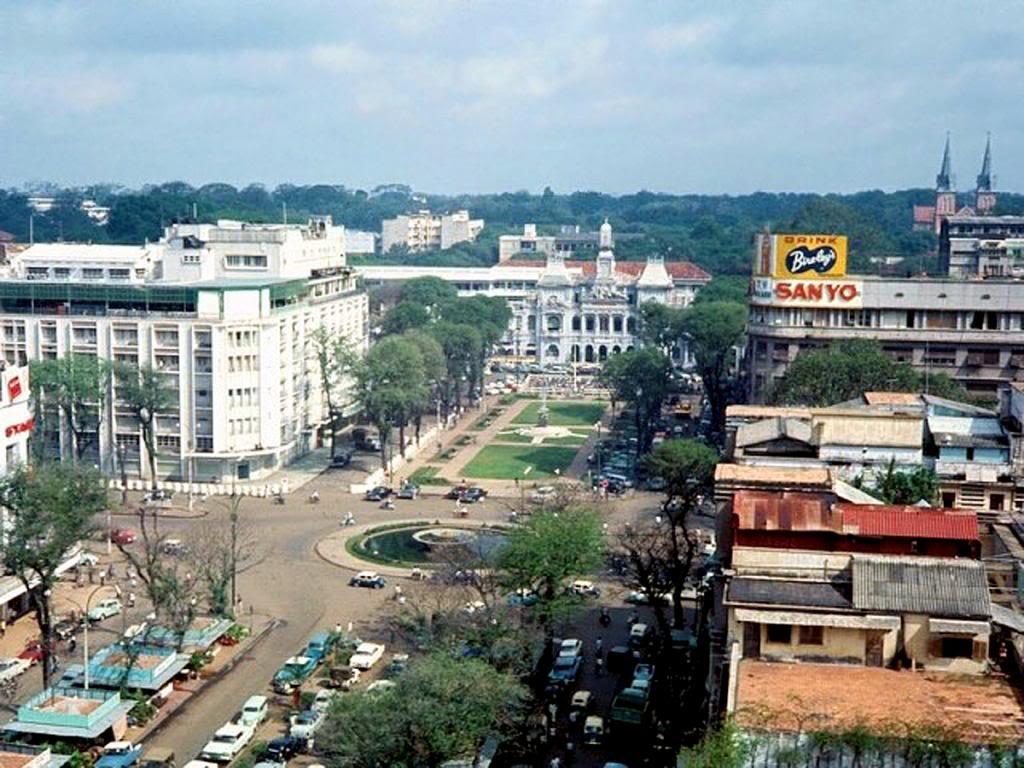Chùm ảnh: Sài Gòn 1967 trong ảnh của Bill Mullin