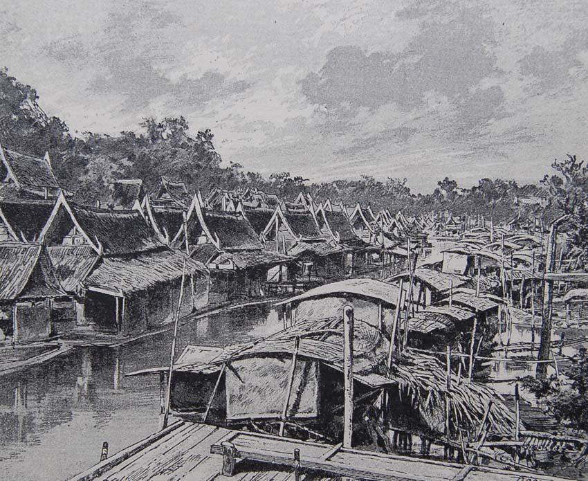 Việt Nam năm 1900 trong ảnh của phượt thủ người Pháp