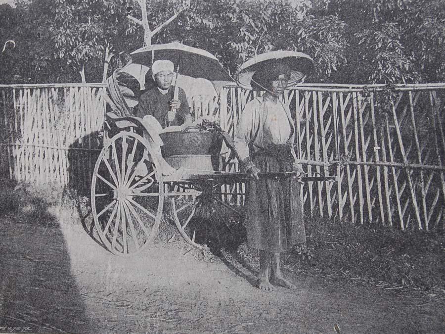 Viet Nam thoi thuoc dia trong anh phuot thu Phap (2)