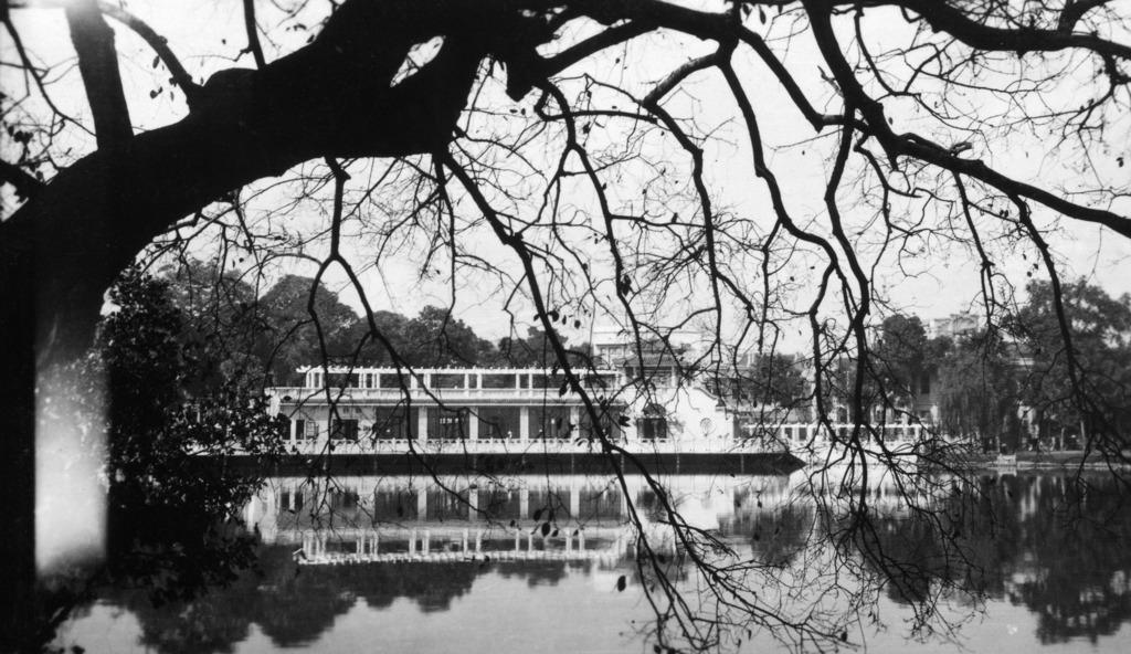 Những hình ảnh đẹp quyến rũ về Hà Nội năm 1939