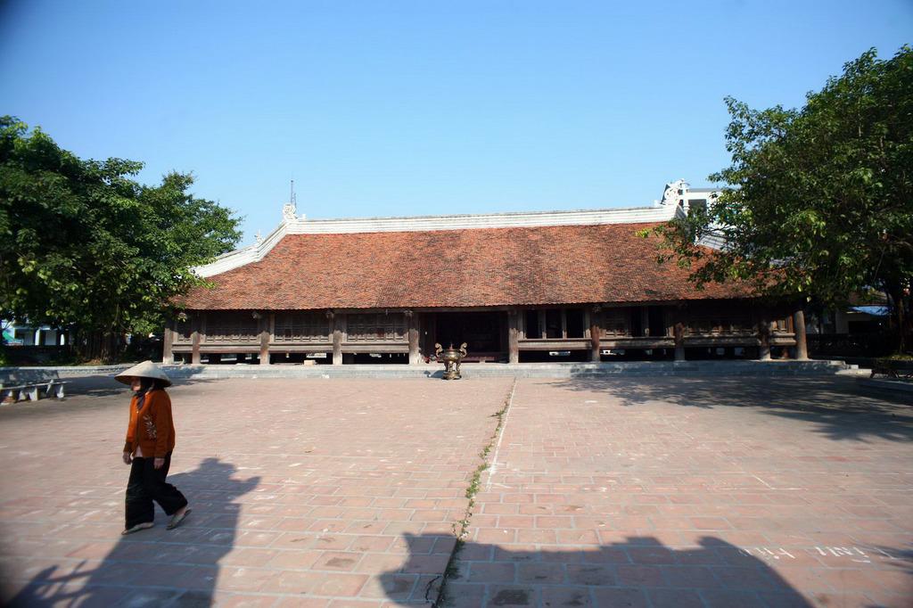 Đình làng trong tâm thức văn hóa Việt