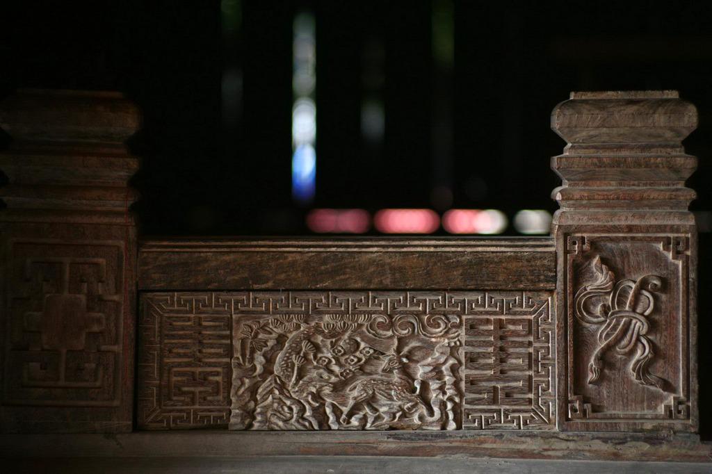 Vài nét về nghệ thuật điêu khắc trong kiến trúc đình làng Bắc Bộ