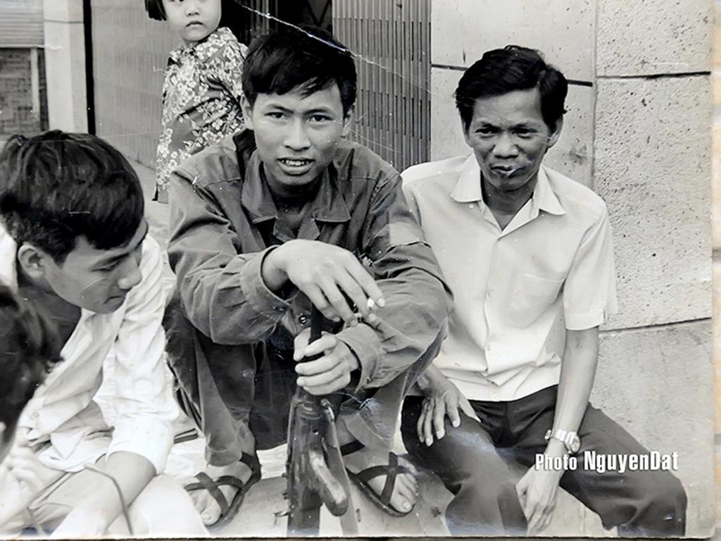 Khoanh khac Sai Gon 30/4/1975 cua thanh nien 19 tuoi hinh anh 17