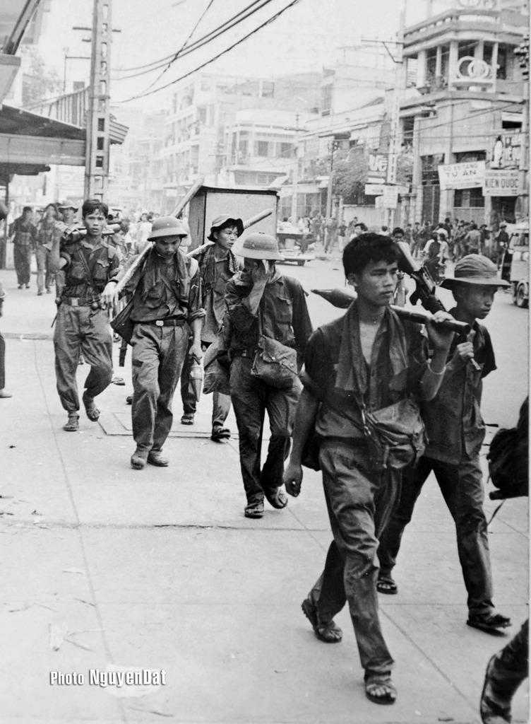 Khoanh khac Sai Gon 30/4/1975 cua thanh nien 19 tuoi hinh anh 2
