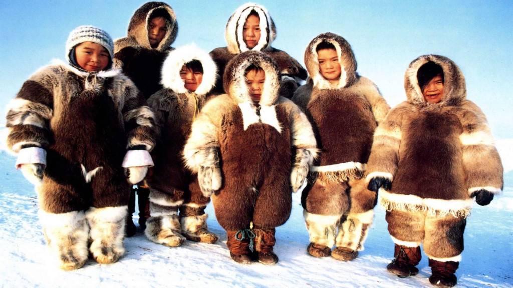Cuoc song o noi vung cuc cua nguoi Eskimo hinh anh 9