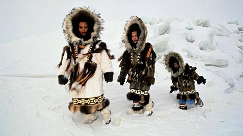 Cuoc song o noi vung cuc cua nguoi Eskimo hinh anh 10