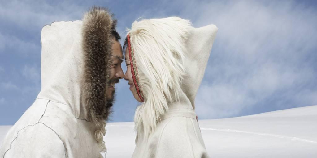 Cuoc song o noi vung cuc cua nguoi Eskimo hinh anh 12