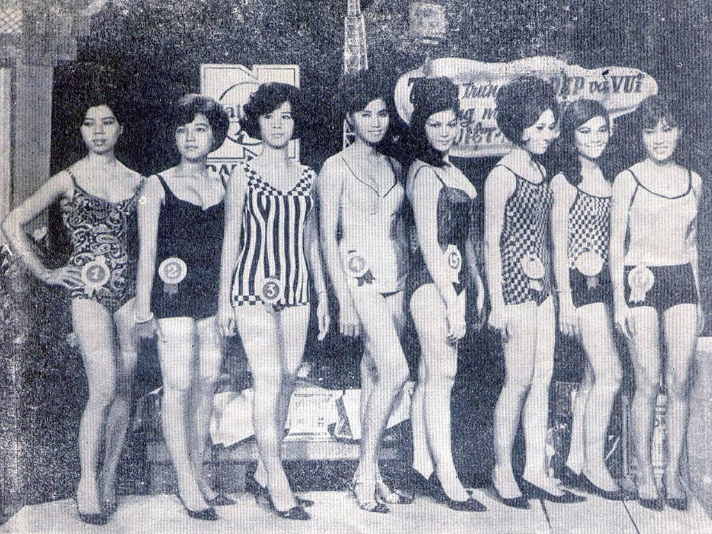 Cuộc thi hoa hậu trên Đài truyền hình Sài Gòn năm 1967