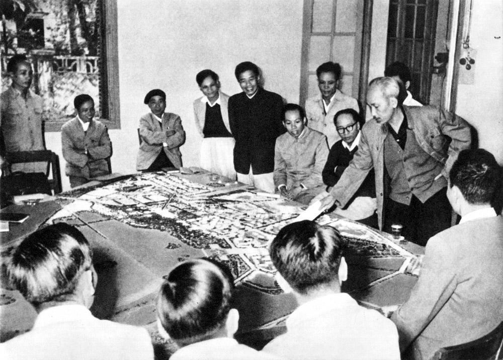 Phong cách lãnh đạo khoa học của Chủ tịch Hồ Chí Minh