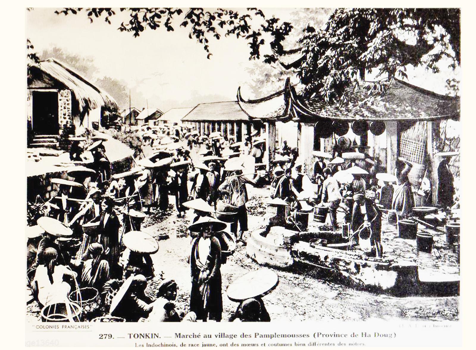 Những hình ảnh quý giá về Đông Dương năm 1930