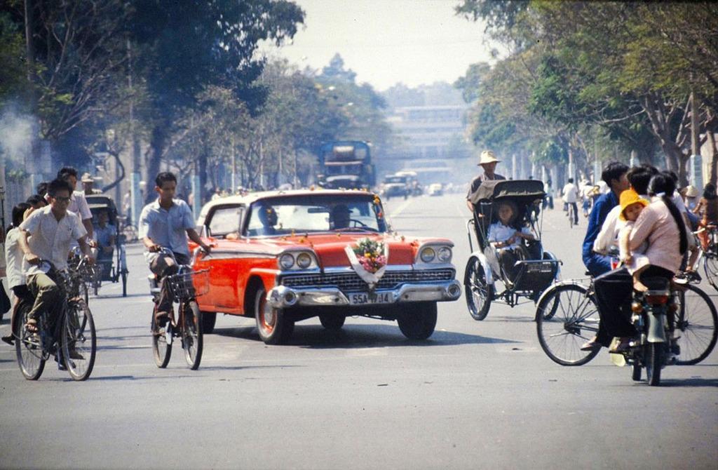 Những hình ảnh cực hiếm về Sài Gòn năm 1979