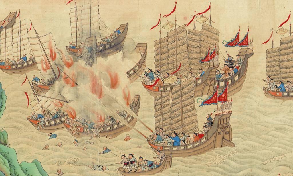 Vai trò của cướp biển trong cuộc chiến chống nhà Thanh của vua Quang Trung