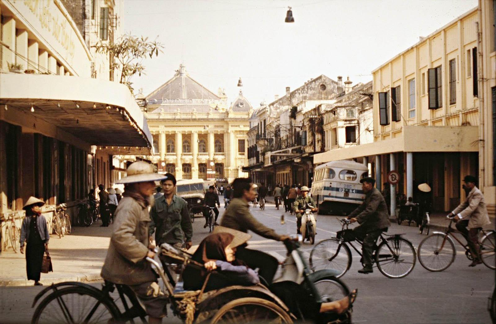 Những hình ảnh cực chất về Hà Nội năm 1979