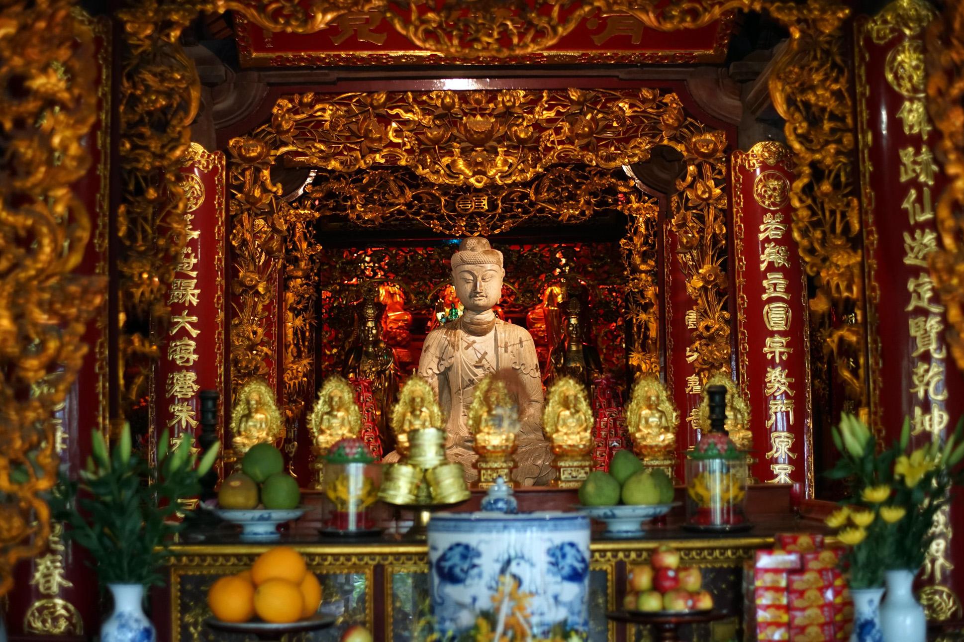 Nhân tài Phật giáo và vai trò kiến thiết, tạo lập vương triều Nhà Lý