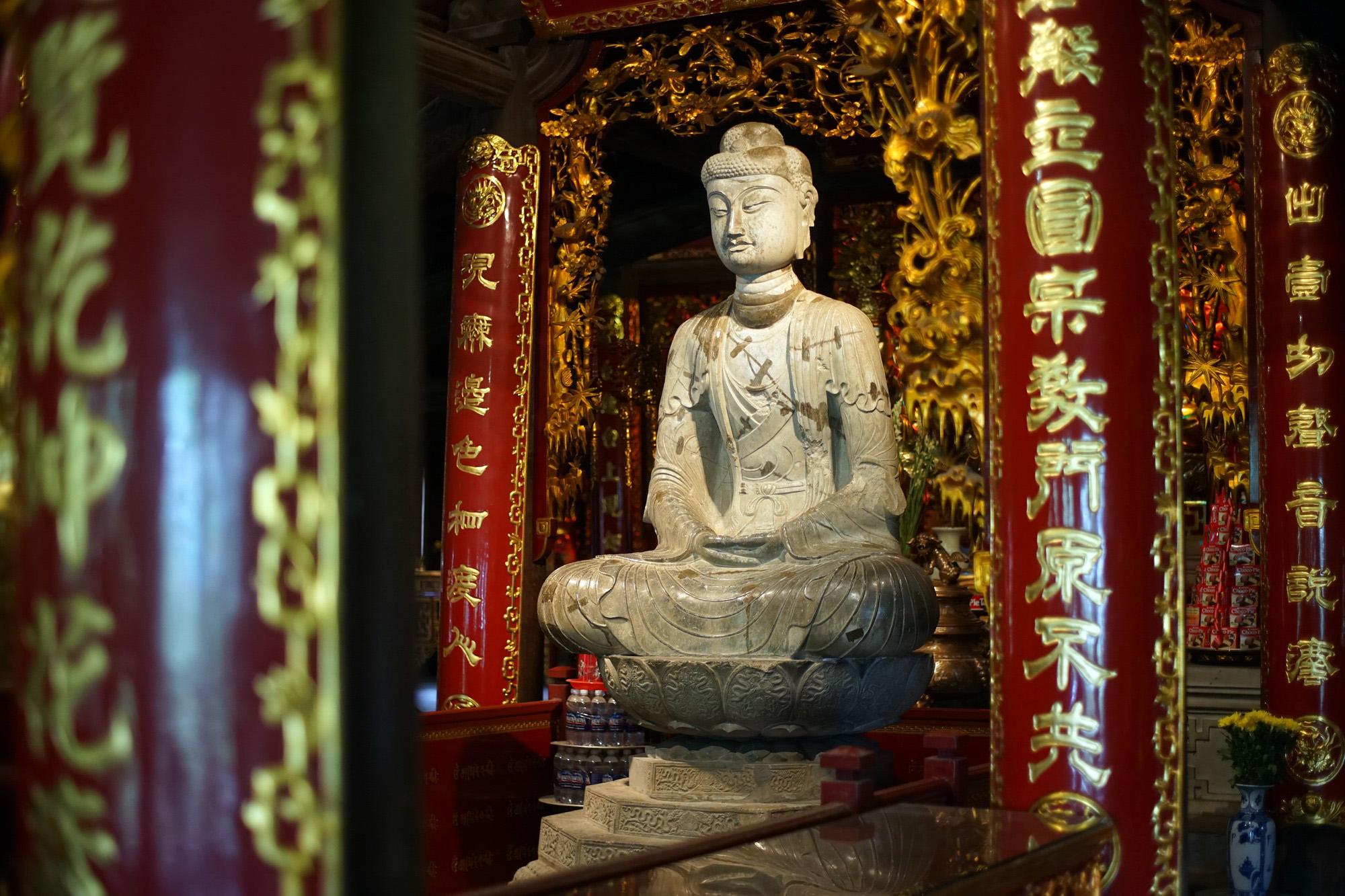 Vài nét về nghệ thuật tạo hình tượng Phật của người Việt